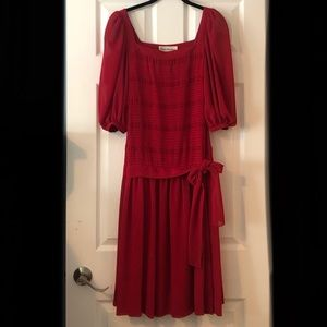 VNTG Classy Nipon Boutique Valentines Day Dress